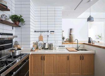 90平米日式风格厨房图片
