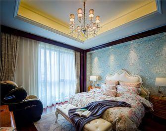 20万以上140平米四室三厅新古典风格卧室图片