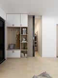 110平米田园风格卧室装修效果图