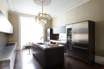 70平米公寓美式风格厨房欣赏图