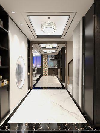 110平米三中式风格走廊图