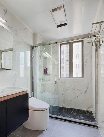 120平米四室两厅中式风格卫生间图