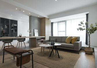 140平米三现代简约风格客厅图片