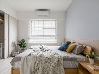 70平米三田园风格卧室设计图