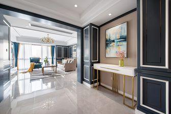 140平米三室两厅新古典风格走廊装修图片大全