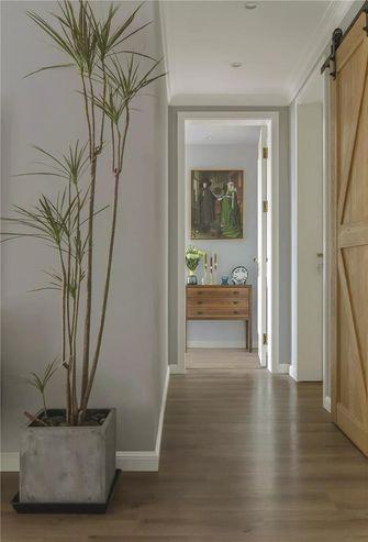 110平米三室两厅现代简约风格走廊图片
