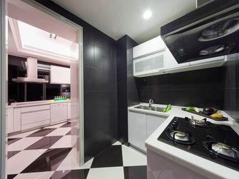 110平米三室一厅欧式风格厨房装修效果图