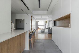 90平米三室一厅北欧风格走廊设计图