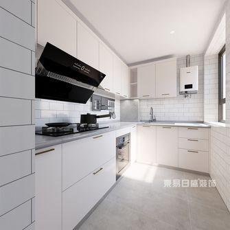 80平米三现代简约风格厨房图片大全