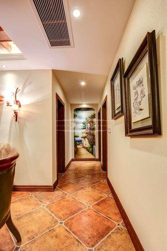 120平米四美式风格走廊欣赏图