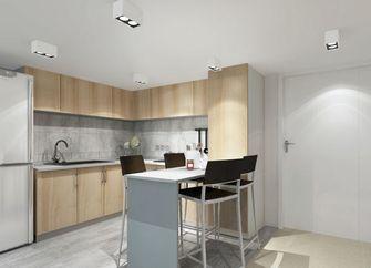 70平米公寓现代简约风格厨房装修效果图