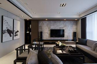 120平米三中式风格客厅效果图