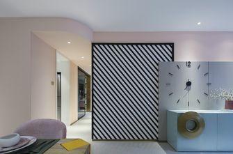 90平米三室两厅混搭风格其他区域装修效果图