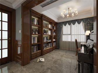 120平米三室两厅美式风格阳台图