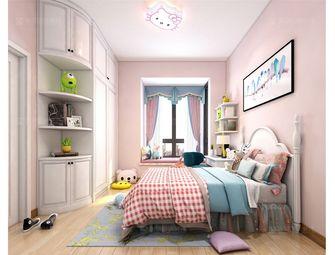 120平米三室一厅中式风格儿童房装修案例