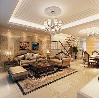 别墅美式风格装修图片大全