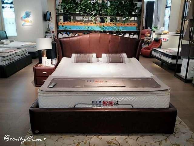 芝华仕智能床的图片