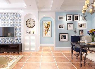 140平米四室三厅地中海风格玄关效果图