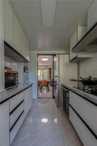 130平米三室两厅混搭风格厨房装修效果图
