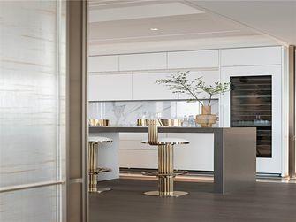 100平米三室三厅法式风格餐厅装修案例