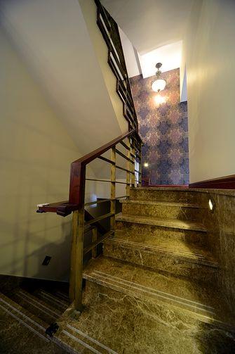 东南亚风格楼梯间效果图