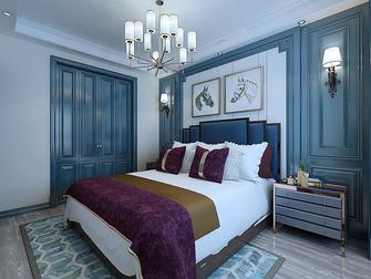 60平米美式风格卧室装修效果图