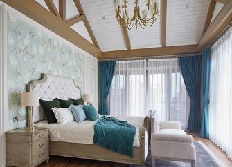 140平米四室两厅欧式风格卧室欣赏图