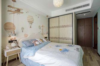 110平米三新古典风格卧室图片
