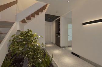 20万以上140平米复式现代简约风格楼梯装修效果图
