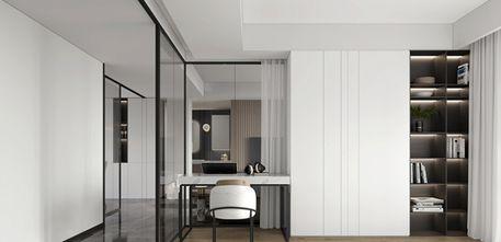 140平米三室两厅其他风格书房效果图