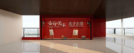140平米其他风格走廊设计图