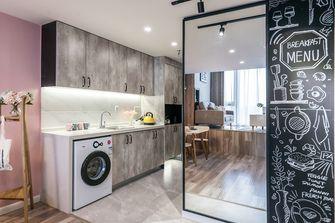 70平米一居室北欧风格厨房欣赏图