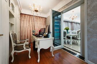 豪华型130平米四室两厅欧式风格书房效果图