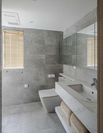 130平米四室两厅日式风格卫生间装修案例
