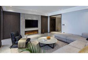 140平米三室两厅其他风格客厅图片