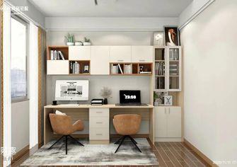 现代简约风格书房装修效果图