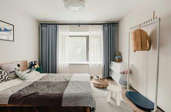 80平米三室两厅宜家风格卧室装修效果图