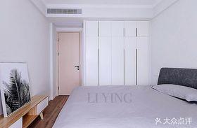 140平米別墅北歐風格臥室裝修案例