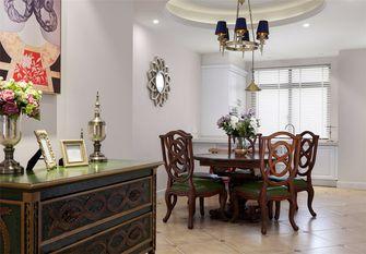 140平米四室四厅美式风格厨房图