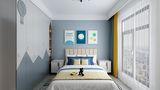 120平米三室两厅法式风格儿童房装修案例