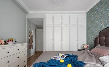 30平米小户型田园风格卧室欣赏图