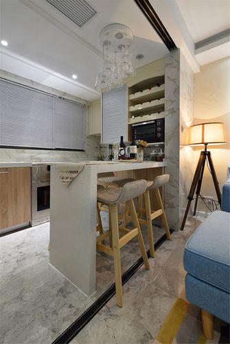 70平米复式现代简约风格客厅装修图片大全