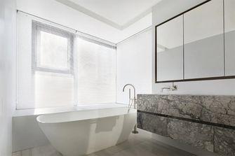 140平米复式法式风格卫生间图片
