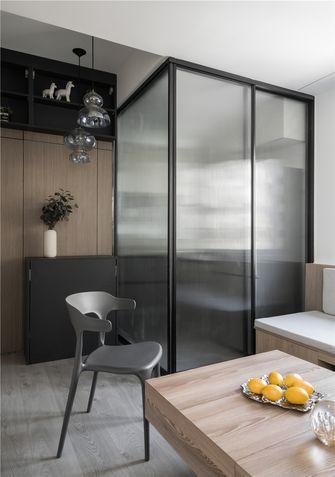 30平米以下超小户型现代简约风格阁楼设计图