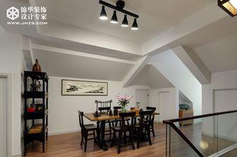 140平米四室三厅中式风格阁楼图片