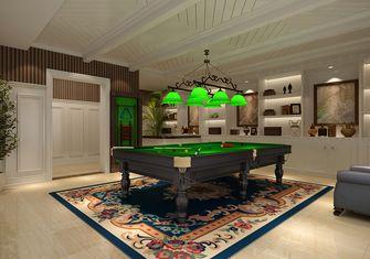 140平米别墅英伦风格其他区域效果图