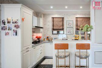 120平米三欧式风格厨房欣赏图