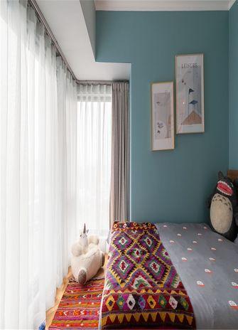 80平米三欧式风格儿童房装修案例