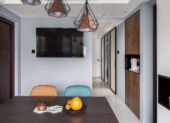 50平米北欧风格客厅装修效果图