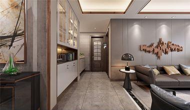 140平米四室五厅现代简约风格走廊图片大全